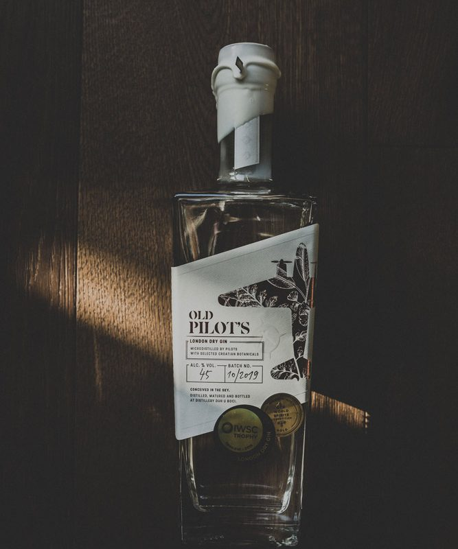 Old Pilot's Gin - London Dry Gin