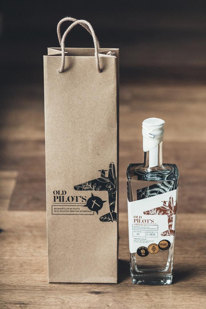 Poklon vrećica Old Pilot's gin