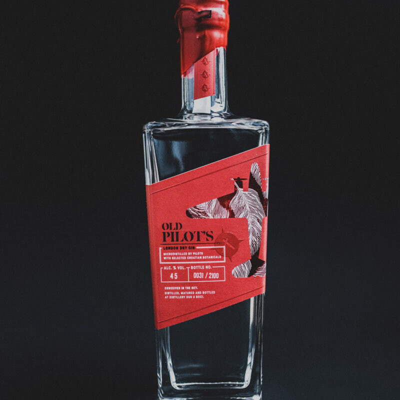Art Edition Old Pilot's Gin - London Dry Gin