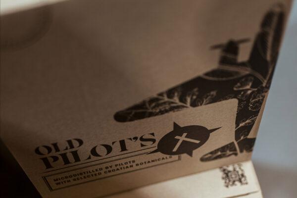 Old Pilot's Premium Spirits