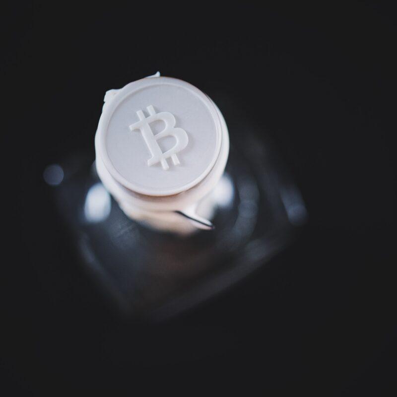 London Dry džin - Crypto